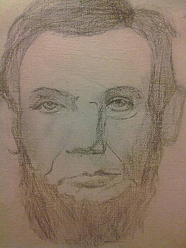 Lee Farley - Abraham Lincoln doodle