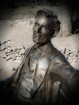 Abraham Lincoln by Regina Arnold