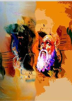 Abram  shall be Abraham by Prosper Abitbol