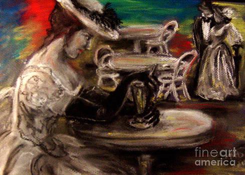 Absent by Mariya Bobrovskaya