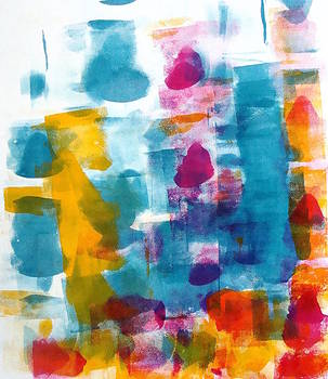 Abstract 01 by Rachel Loewens