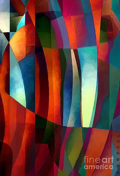 Elena Nosyreva - Abstract #1
