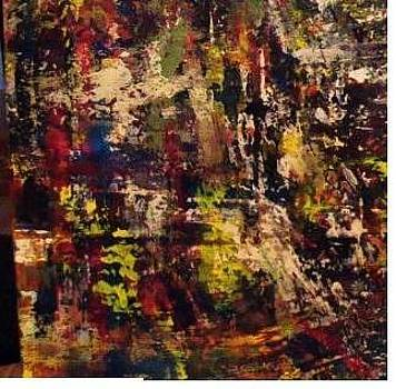 Abstract 1 Piece 1 by Laura Evans