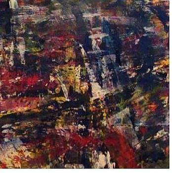Abstract 1 Piece 3 by Laura Evans