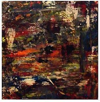 Abstract 1 Piece 4 by Laura Evans