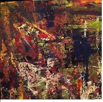 Abstract 1 Piece 5 by Laura Evans