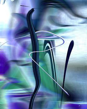 Abstract 300 by Gerlinde Keating - Galleria GK Keating Associates Inc