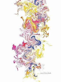 Abstract 8 by Jessie J De La Portillo