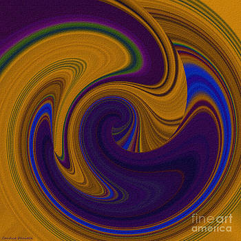 Abstract Admixture by Candice Danielle