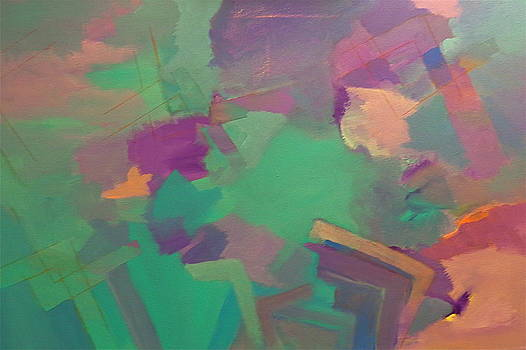 Abstract Angles by Bettye  Harwell