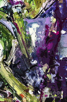 Ginette Callaway - Abstract Arti 2 by Ginette