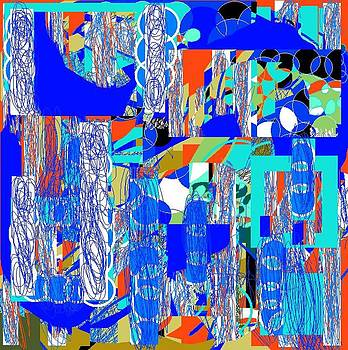 Abstract Blues by Bobby Bradberry