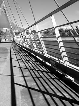 Karyn Robinson - Abstract Bridge Architectural Detail