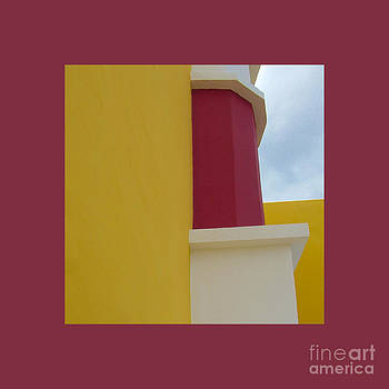 Abstract Building by Michelle Orai