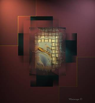 Abstract decadent by Ines Garay-Colomba