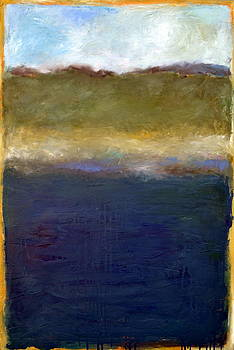 Michelle Calkins - Abstract Dunes ll
