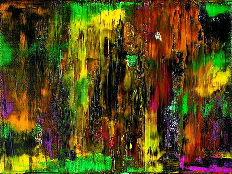 Abstract Fragments 36 by Carla Sa Fernandes