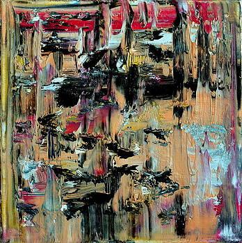 Abstract Fragments 37 by Carla Sa Fernandes