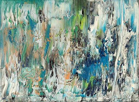 Abstract Fragments 38 by Carla Sa Fernandes