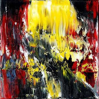 Abstract Fragments 41 by Carla Sa Fernandes