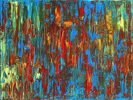 Abstract Fragments 46 by Carla Sa Fernandes