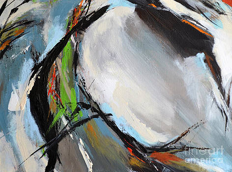 Abstract Horse 6 by Cher Devereaux