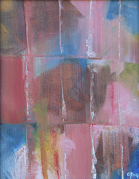 Abstract in Pink by Greg Willits