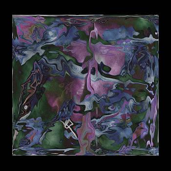 Joe  Connors - DESIGN SQUARE 35  Abstract Jungle