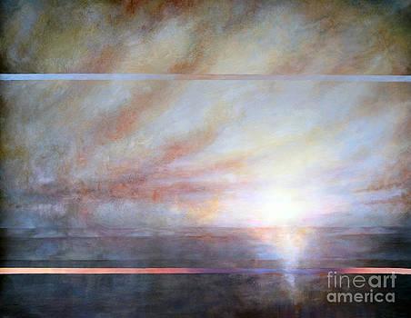Abstract landscape I by Jose Maria Diaz Ligueri