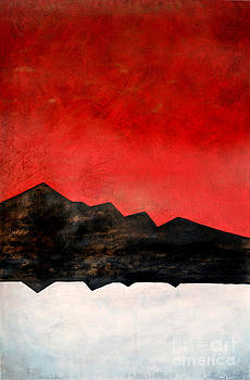 Abstract landscape II by Jose Maria Diaz Ligueri