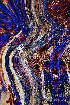 Abstract Liquify by Blair Stuart