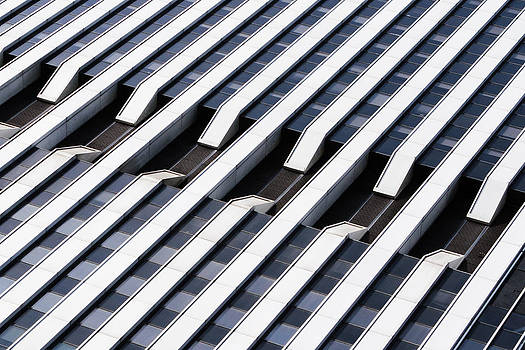 Abstract Metal Lines by Pavel Bendov