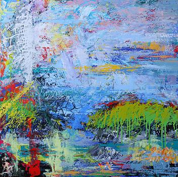 Abstract N11 by Elizabeth Elkin