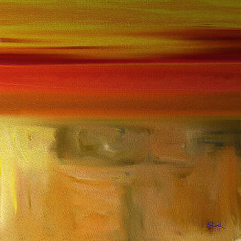 Shesh Tantry - Abstract no. 105