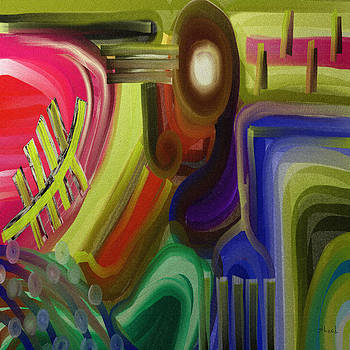 Shesh Tantry - Abstract no. 140