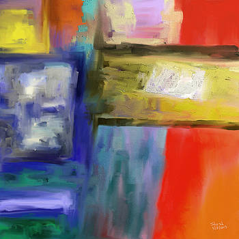 Shesh Tantry - Abstract no. 145