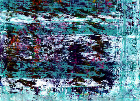 Abstract no 17 by Christine Minnee