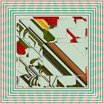 Liane Wright - Abstract - Pretty Pastel