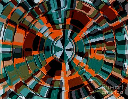 Abstract Reflection by Anthony Morris