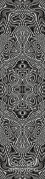 Abstract Rhythm - 22 by Hanza Turgul