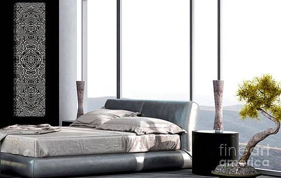Abstract Rhythm - 23 - Art Ideas for Interior Design by Hanza Turgul
