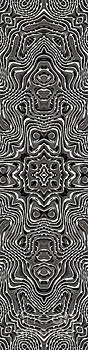 Abstract Rhythm - 23 by Hanza Turgul