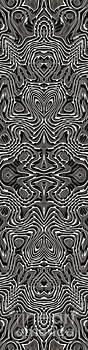 Abstract Rhythm - 24 by Hanza Turgul