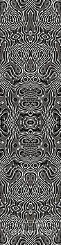 Abstract Rhythm - 25 by Hanza Turgul