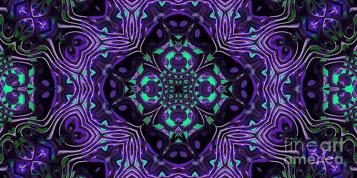 Abstract Rhythm - 26 by Hanza Turgul