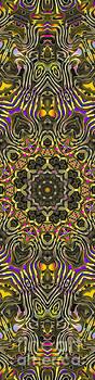 Abstract Rhythm - 27 by Hanza Turgul