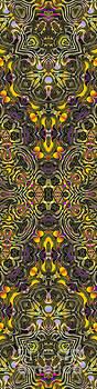 Abstract Rhythm - 29 by Hanza Turgul