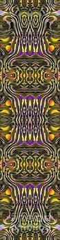 Abstract Rhythm - 30 by Hanza Turgul