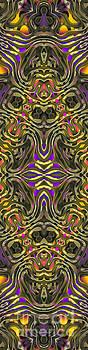 Abstract Rhythm - 31 by Hanza Turgul