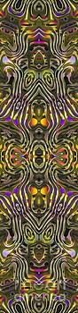 Abstract Rhythm - 32 by Hanza Turgul
